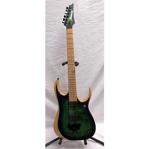 used ibanez rgdix6mpb solid body electric guitar nebula burst guitar center. Black Bedroom Furniture Sets. Home Design Ideas