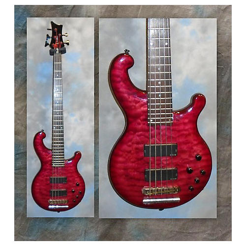used dean rhapsody 5 5 string electric bass guitar guitar center. Black Bedroom Furniture Sets. Home Design Ideas