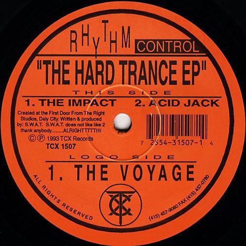 Alliance Rhythm Control - The Hard Trance EP