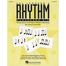 Hal Leonard Rhythm Flashcard Kit