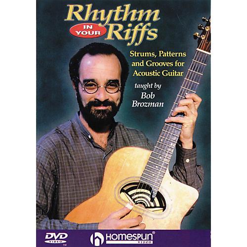 Homespun Rhythm In Your Riffs (DVD)