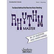 Southern Rhythm Master - Book 1 (Beginner) (Clarinet/Bass Clarinet) Southern Music Series Composed by Harry Haines
