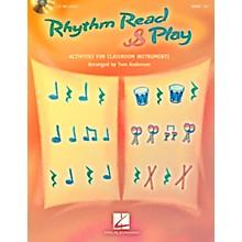 Hal Leonard Rhythm Read & Play - Activities for Classroom Instruments Book/CD