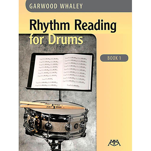 Meredith Music Rhythm Reading For Drums - Book 1