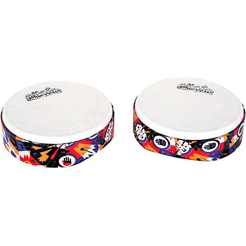 Rhythm Tech Rhythm Village Benkadi Club Series 6 in. Hand Drum