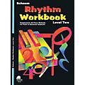 SCHAUM Rhythm Workbook (Level 2) Educational Piano Book by Wesley Schaum (Level Elem) thumbnail