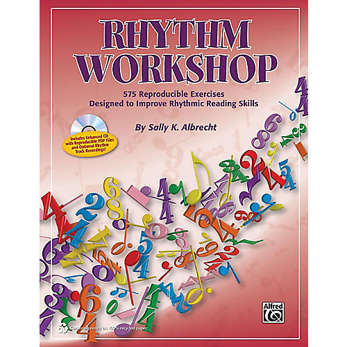 Alfred Rhythm Workshop (Book/CD)