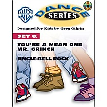 Alfred Rhythm and Movement WB Dance Series Set 8: You're a Mean One Mr. Grinch and Jingle-Bell Rock Book & CD Lyric/Choreography Pack