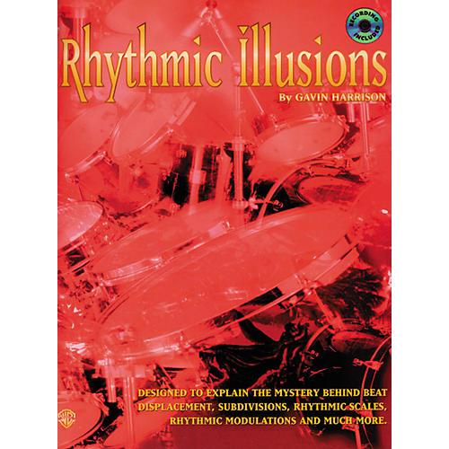 Alfred Rhythmic Illusions (Book/CD)