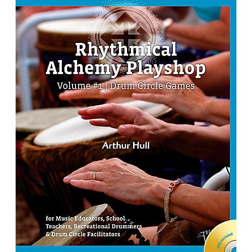 Hal Leonard Rhythmical Alchemy Playshop  Volume #1 Book/DVD