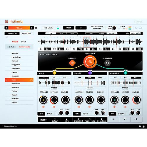 Accusonus Rhythmiq Virtual Instrument Plug-In (Download)
