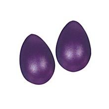 Rhythmix Plastic Egg Shakers (Pair) Grape