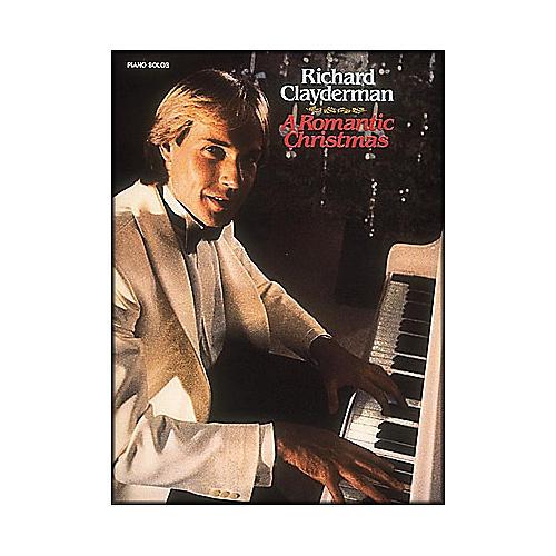 Hal Leonard Richard Clayderman - A Romantic Christmas Piano Solos