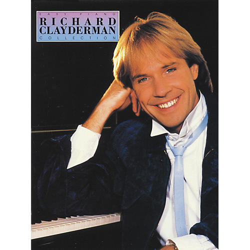 Hal Leonard Richard Clayderman Collection For Easy Piano