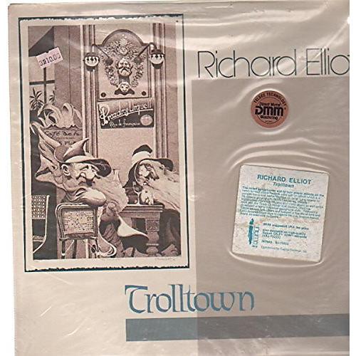Alliance Richard Elliot - Trooltown