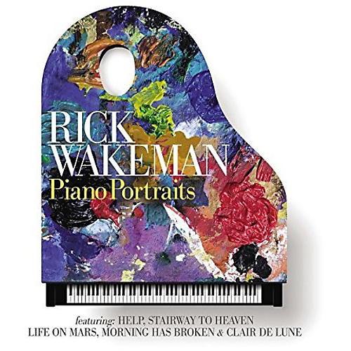 Alliance Rick Wakeman - Piano Portraits