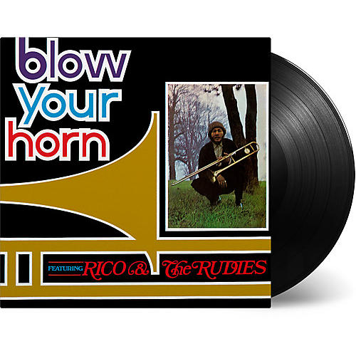 Alliance Rico & the Rudies - Blow Your Horn