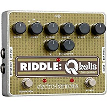 Electro-Harmonix Riddle Envelope Filter Guitar Effects Pedal Level 1
