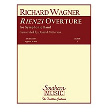 Southern Rienzi Overture (Band/Concert Band Music) Concert Band Level 5 Arranged by Don Patterson