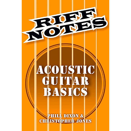 Hal Leonard Riff Notes - Acoustic Guitar Basics