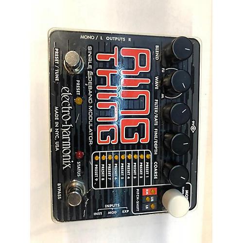 Electro-Harmonix Ring Thing Modulator Effect Pedal