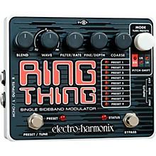Electro-Harmonix Ring Thing Modulator Guitar Effects Pedal