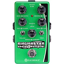 Pigtronix Ringmaster Ring Modulator Analog Multiplier Effects Pedal