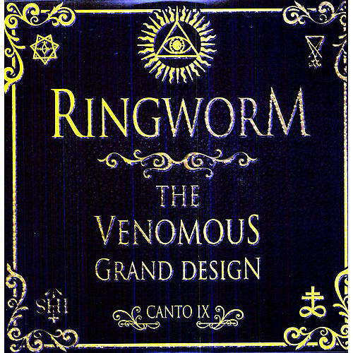 Alliance Ringworm - Venomous Grand Design