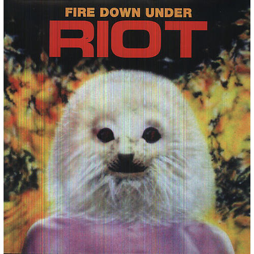Alliance Riot - Fire Down Under