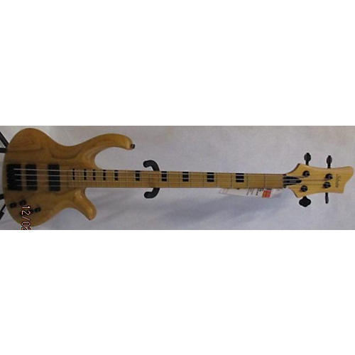 used schecter guitar research riot 4 string electric bass guitar natural guitar center. Black Bedroom Furniture Sets. Home Design Ideas