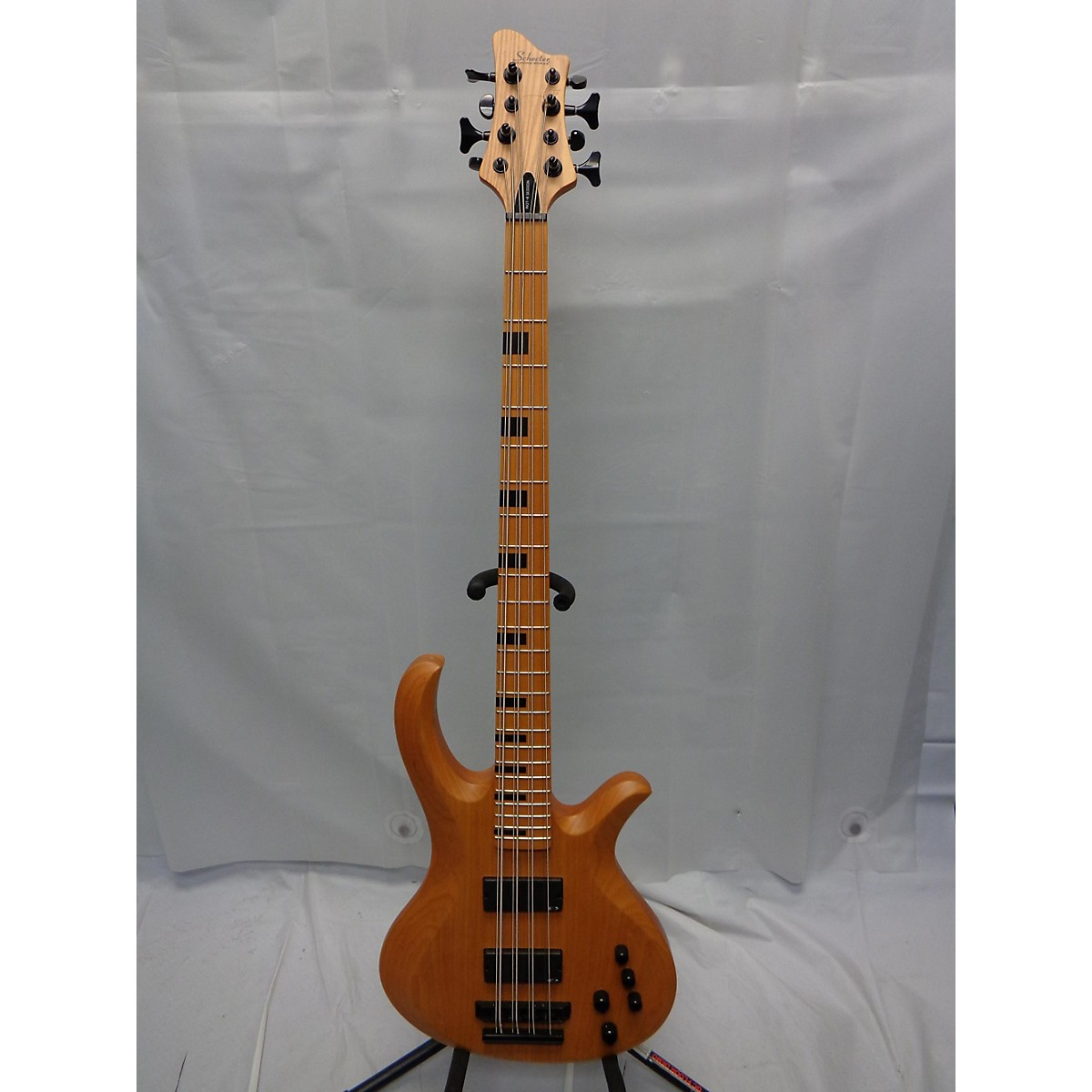 Schecter Guitar Research Riot-8 Electric Bass Guitar