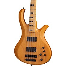 Schecter Guitar Research Riot-8 Session 8-String Electric Bass Level 1 Satin Aged Natural