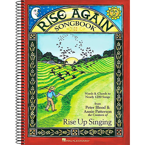Hal Leonard Rise Again Songbook - Words and Chords to Nearly 1,200 Songs