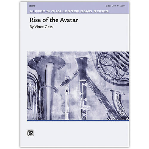 Alfred Rise of the Avatar Conductor Score 1.5 (Easy)