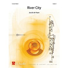 De Haske Music River City Concert Band Level 3 Composed by Jacob de Haan