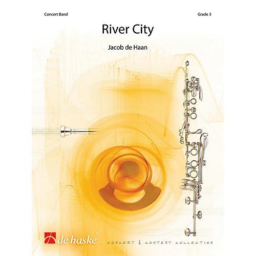 De Haske Music River City Concert Band Level 3 Composed by Jacob de Haan