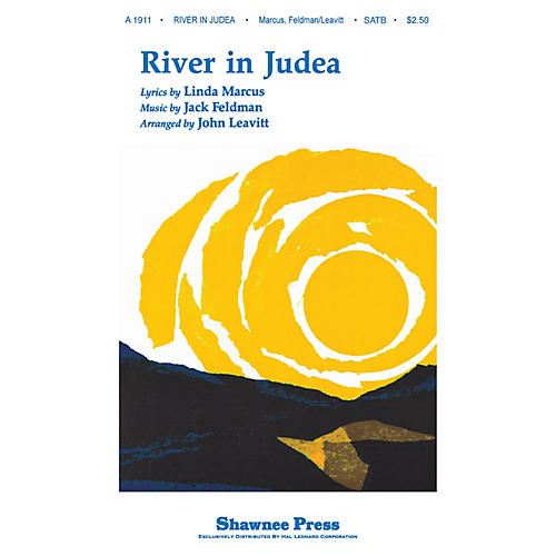 Shawnee Press River in Judea 2-Part Arranged by John Leavitt