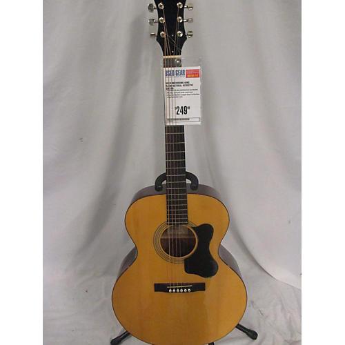 Used Recording King Rj 06 Acoustic Guitar Natural Guitar Center