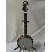 Recording King Rkg25br Banjo