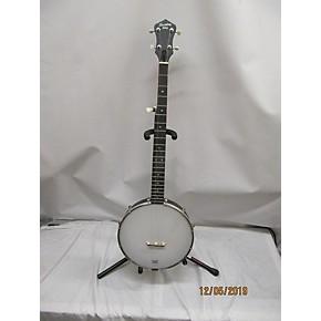 used recording king rkoh06 banjo banjo brown guitar center. Black Bedroom Furniture Sets. Home Design Ideas