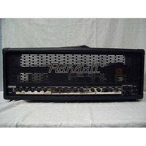 Randall Rm100m Tube Guitar Amp Head