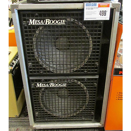 Mesa Boogie Road Ready 2X15 Bass Cabinet
