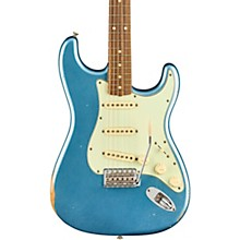 Road Worn Limited Edition '60s Stratocaster Electric Guitar Lake Placid Blue