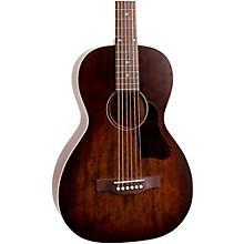 Art & Lutherie Roadhouse Parlor Acoustic-Electric Guitar Level 1 Bourbon Burst