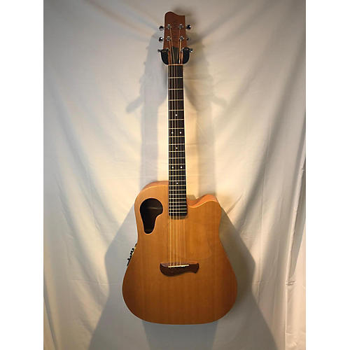 used tacoma roadking acoustic electric guitar guitar center. Black Bedroom Furniture Sets. Home Design Ideas