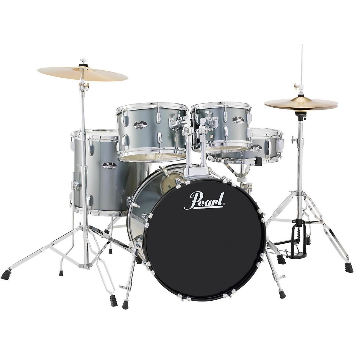 Pearl Roadshow 5-Piece Fusion Drum Set
