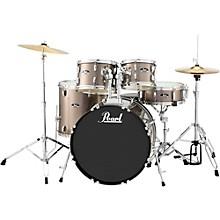 Roadshow 5-Piece New Fusion Drum Set Bronze Metallic