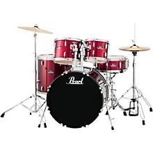 Roadshow 5-Piece New Fusion Drum Set Wine Red