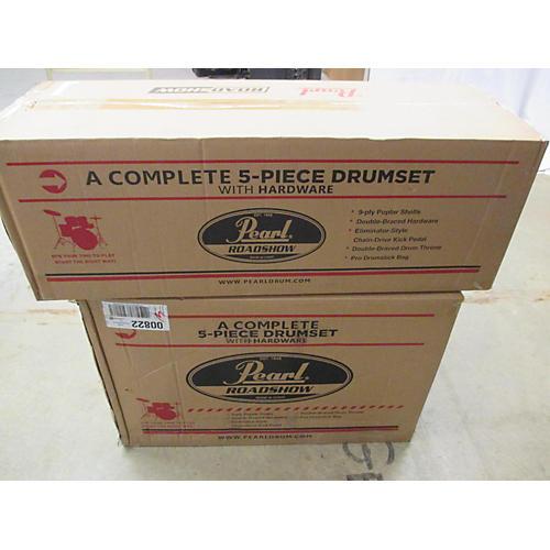 Pearl Roadshow Complete Drum Kit