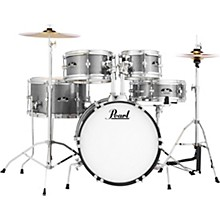 Pearl Roadshow Jr. Drum Set with Hardware and Cymbals